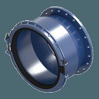 HYMAX flange adaptor large diameter